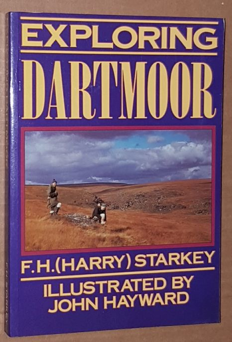Image for Exploring Dartmoor