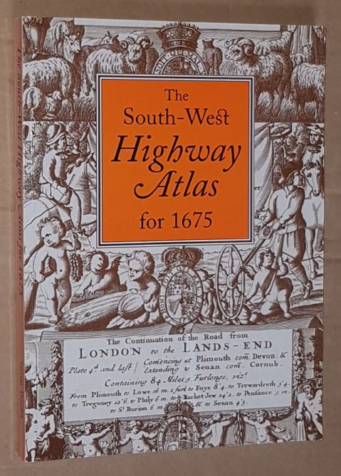 Image for The South-West Highway Atlas for 1675