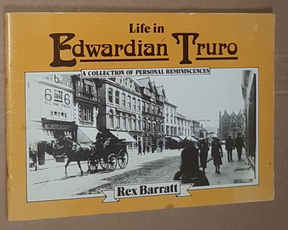 Image for Life in Edwardian Truro: a collection of personal reminiscences