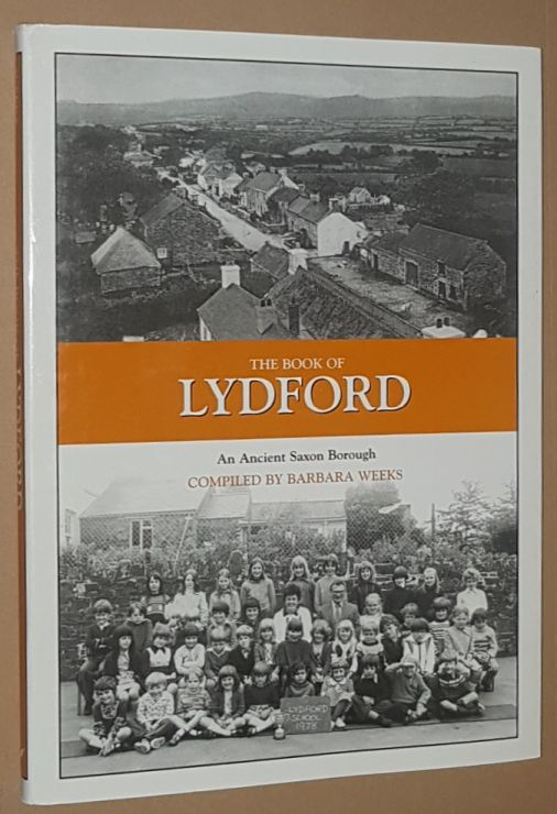 Image for The Book of Lydford: An Ancient Saxon Borough