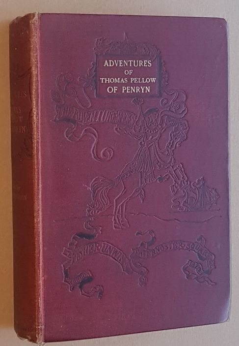 Image for The Adventures of Thomas Pellow of Penryn, Mariner: three and twenty years in captivity among the Moors