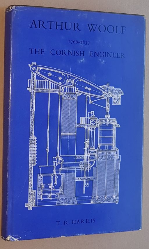 Image for Arthur Woolf the Cornish Engineer 1766-1837