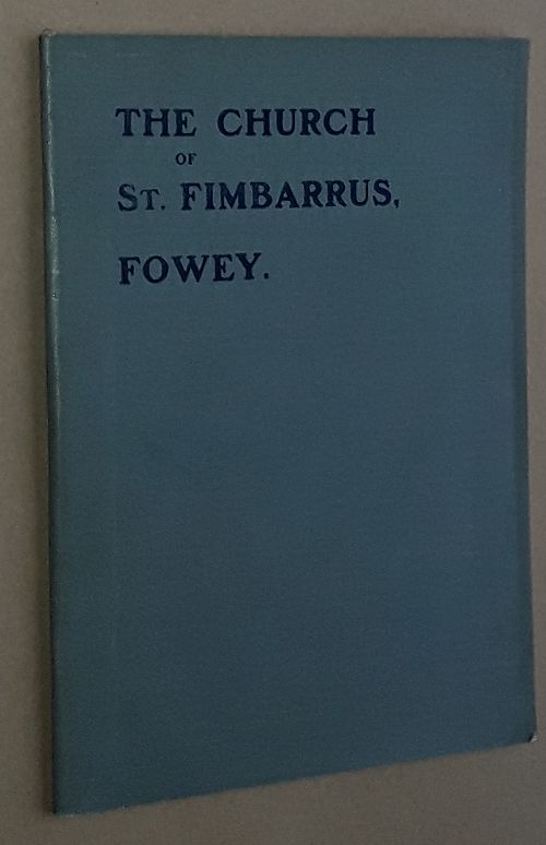 Image for The Church of St Fimbarrus, Fowey