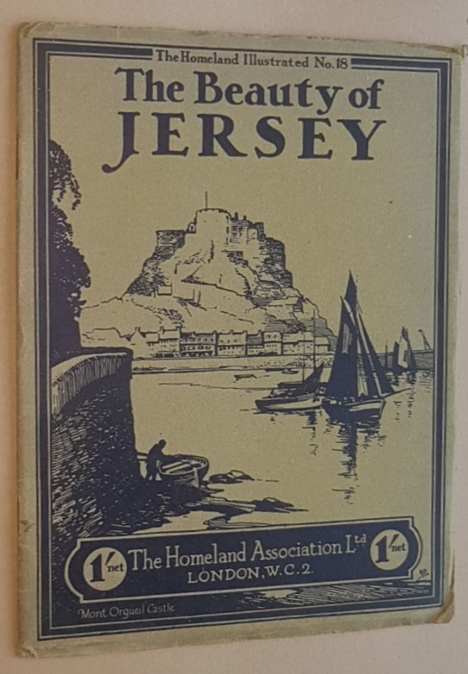 Image for The Beauty of Jersey: camera pictures of the island (The Homeland Illustrated no.18)