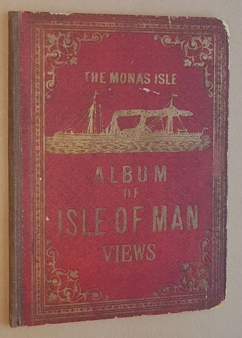 Image for The Mona's Isle Album of Isle of Man Views