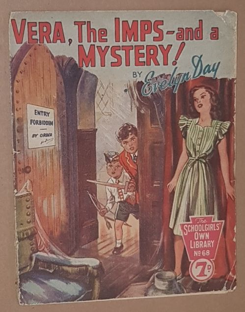 Image for Vera, the Imps - and a Mystery! (The Schoolgirls' Own Library No.68)