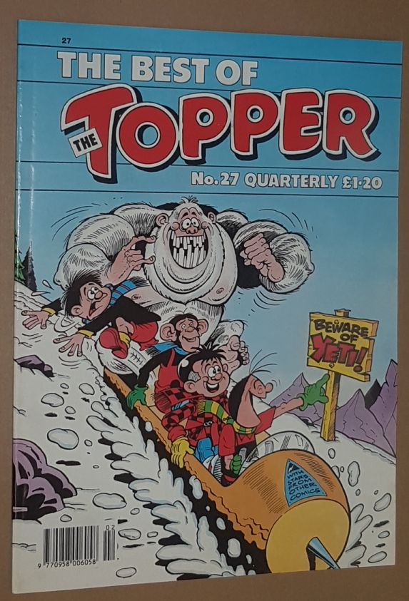 Image for The Best of The Topper No.27
