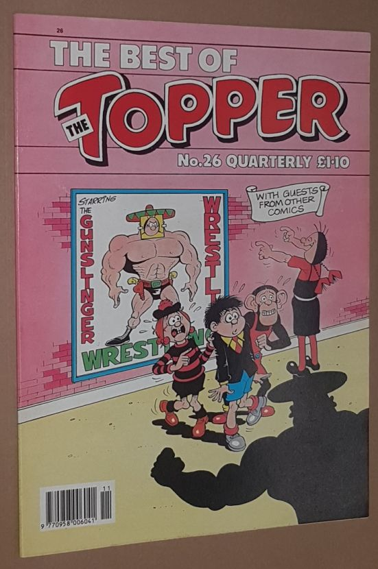 Image for The Best of The Topper No.26