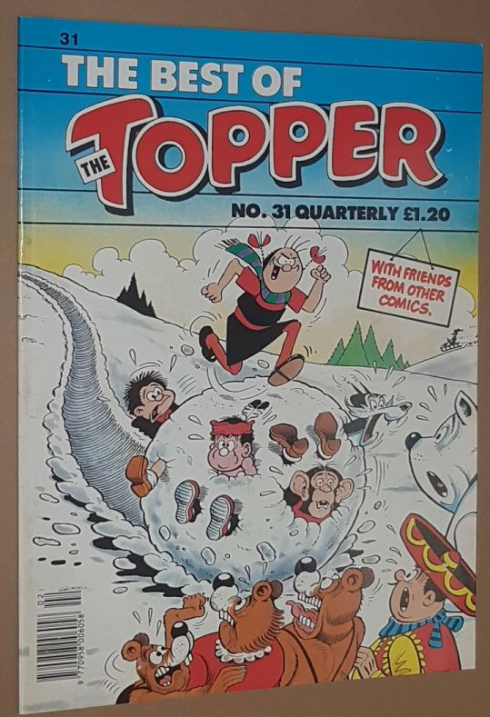 Image for The Best of The Topper No.31