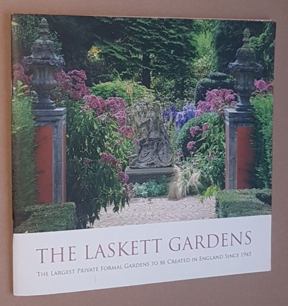 Image for The Laskett Gardens: the largest formal gardens to be created in England since 1945