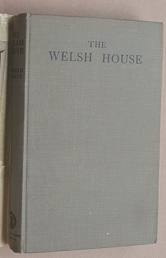 Image for The Welsh House: a study in folk culture