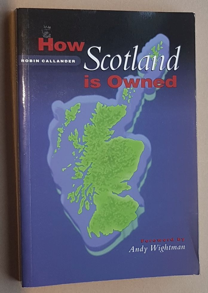 Image for How Scotland is Owned