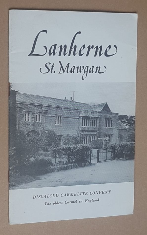 Image for Lanherne, St Mawgan: Discalced Carmelite Convent, the oldest Carmel in England