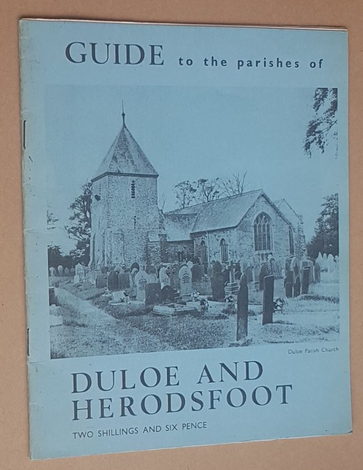 Image for Guide to the Parishes of Duloe and Herodsfoot