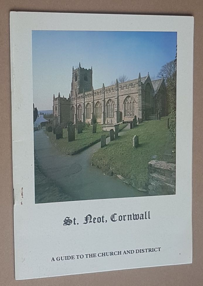 Image for St Neot, Cornwall: a guide to the church and district
