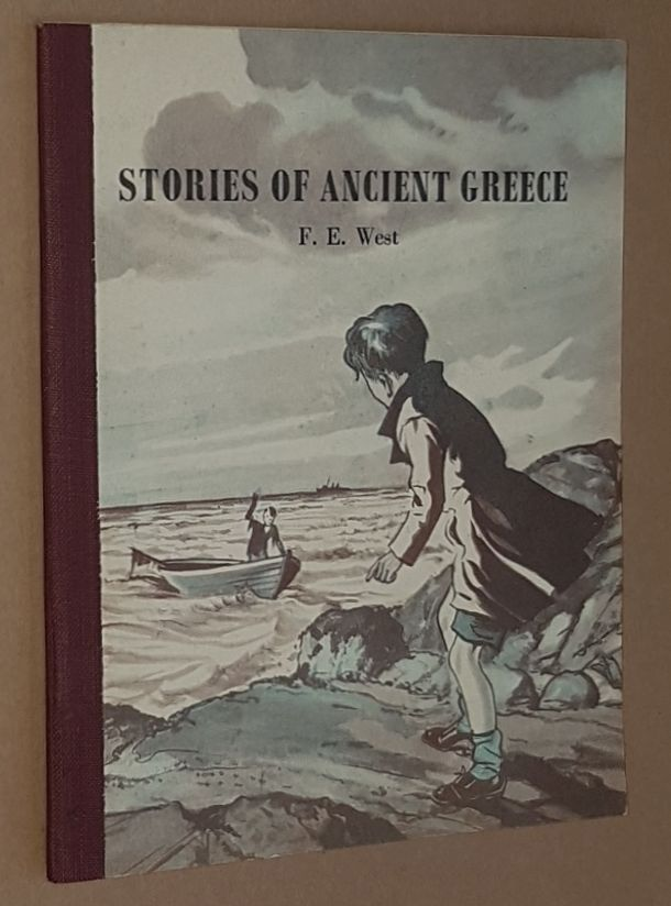 Image for Stories of Ancient Greece (Bright Story Reader Grade 3)