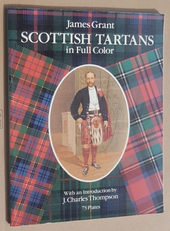 Image for Scottish Tartans in full color