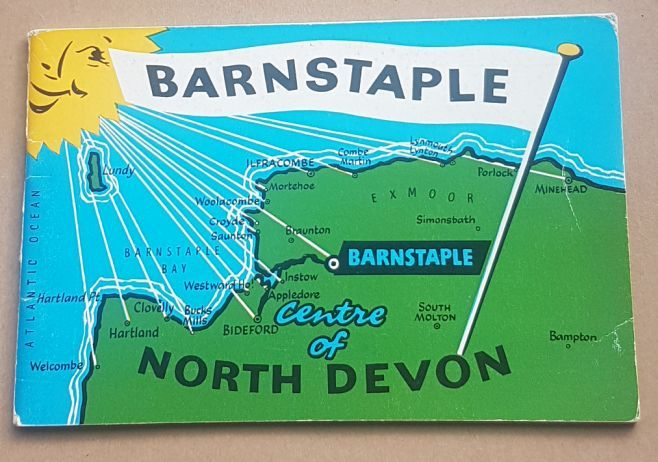 Image for Barnstaple, Centre of North Devon [Official Guide]