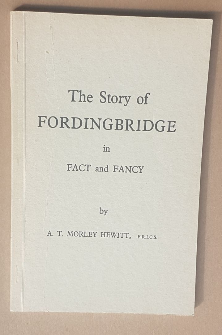 Image for The Story of Fordingbridge in fact and fancy