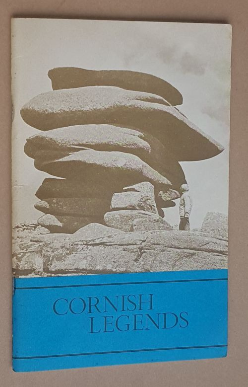 Image for Cornish Legends