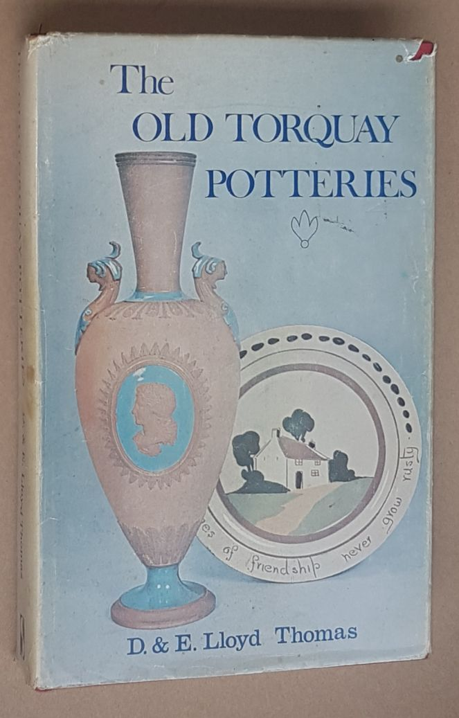 Image for The Old Torquay Potteries: from castle to cottage