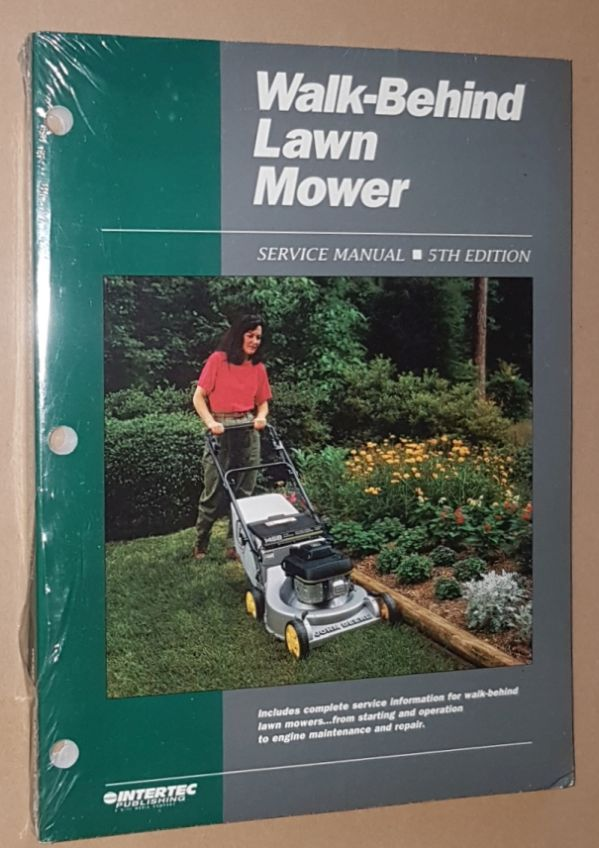 Image for Walk-Behind Lawn Mower Service Manual