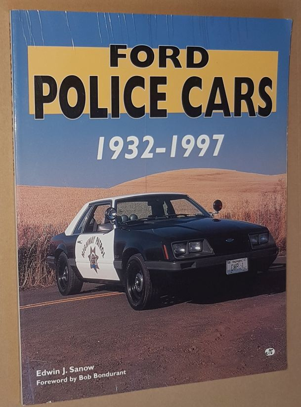 Image for Ford Police Cars 1932-1997