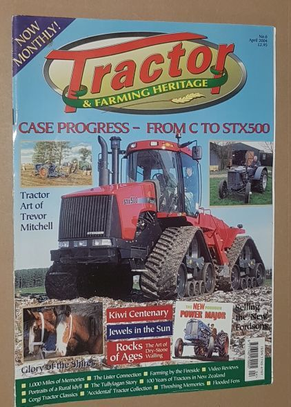 Image for Tractor & Farming Heritage No.6, April 2004