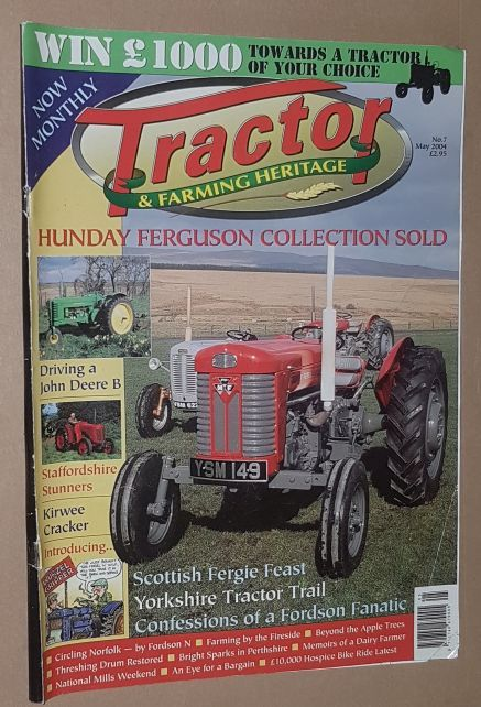 Image for Tractor & Farming Heritage No.7, May 2004