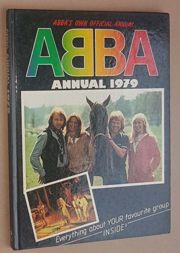 Image for Abba Annual