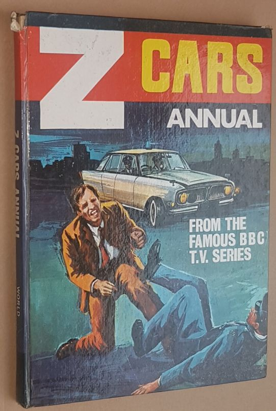 Image for This is Z-Cars: a thrilling annual of mystery and adventure