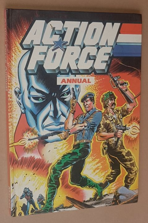 Image for Action Force Annual
