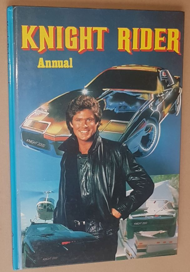 Image for Knight Rider Annual