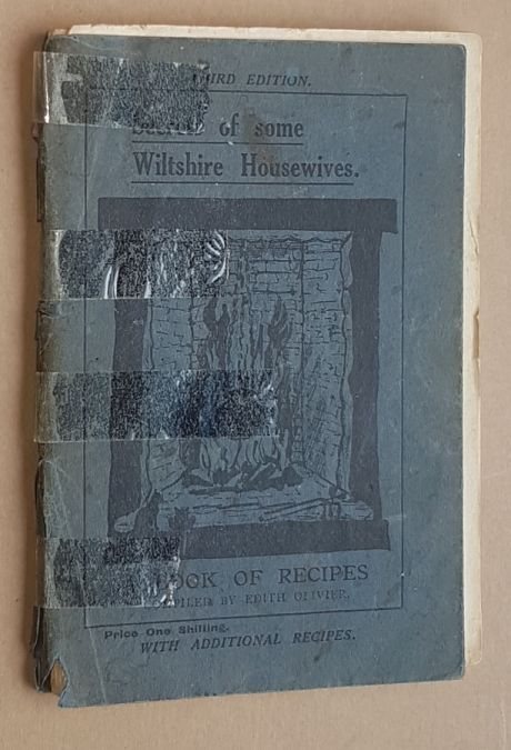 Image for Secrets of Some Wiltshire Housewives: a book of recipes collected from the members of Women's Institutes