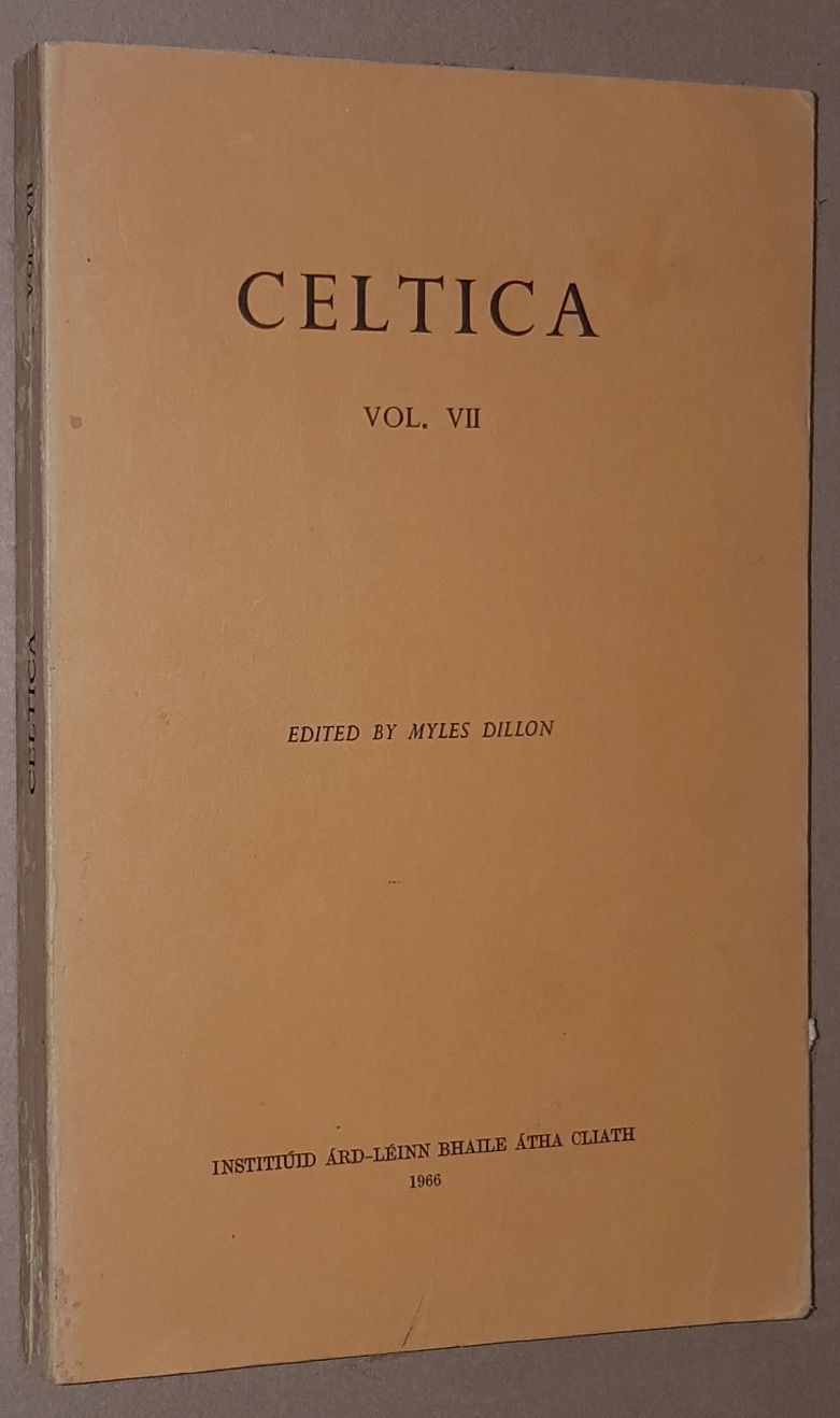 Image for Celtica Vol. VII