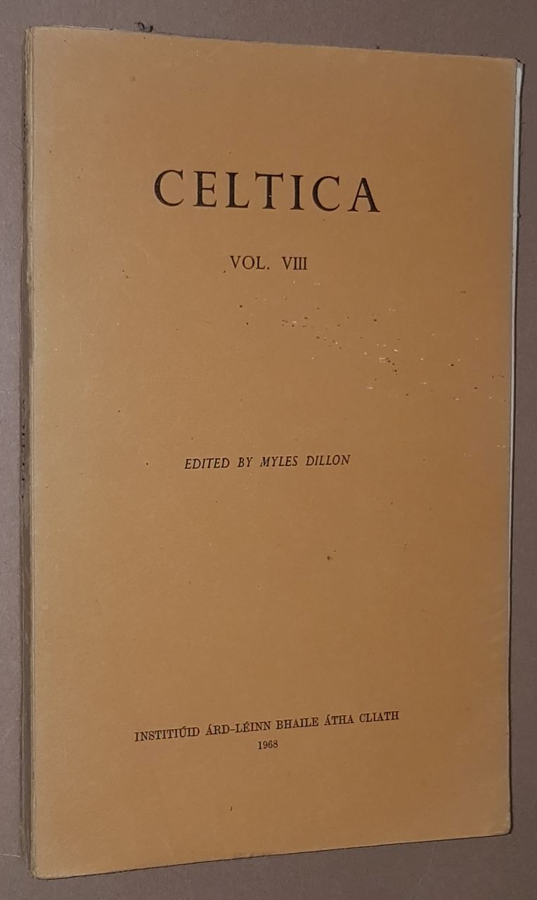 Image for Celtica Vol. VIII