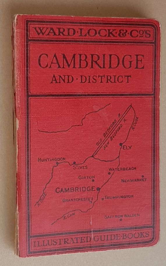 Image for Guide to Cambridge and District