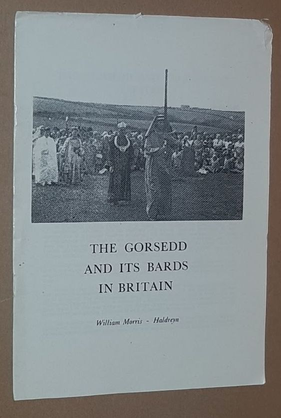 Image for The Gorsedd and its Bards in Britain