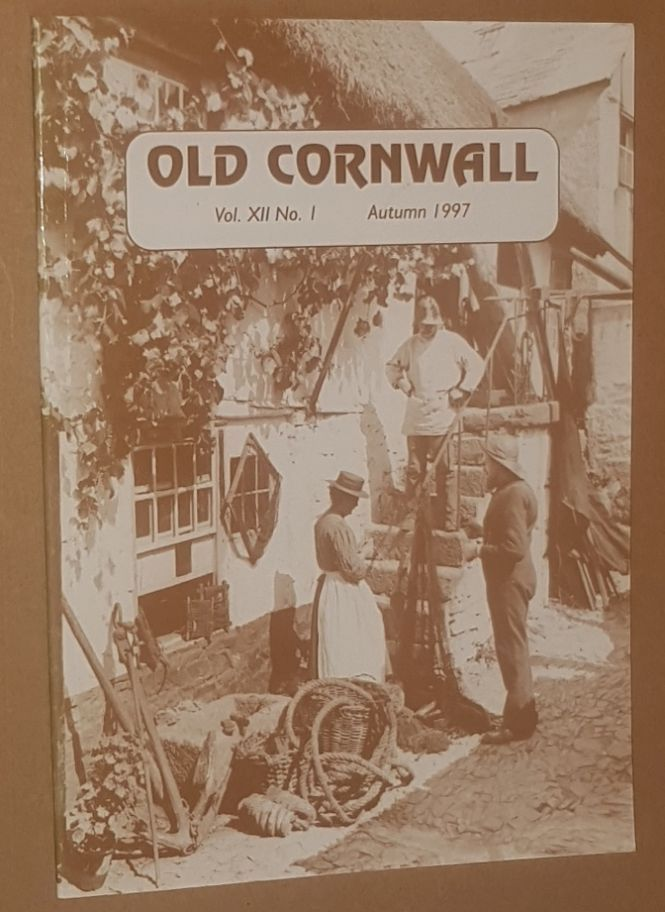 Image for Old Cornwall vol.XII, no.1, Autumn 1997