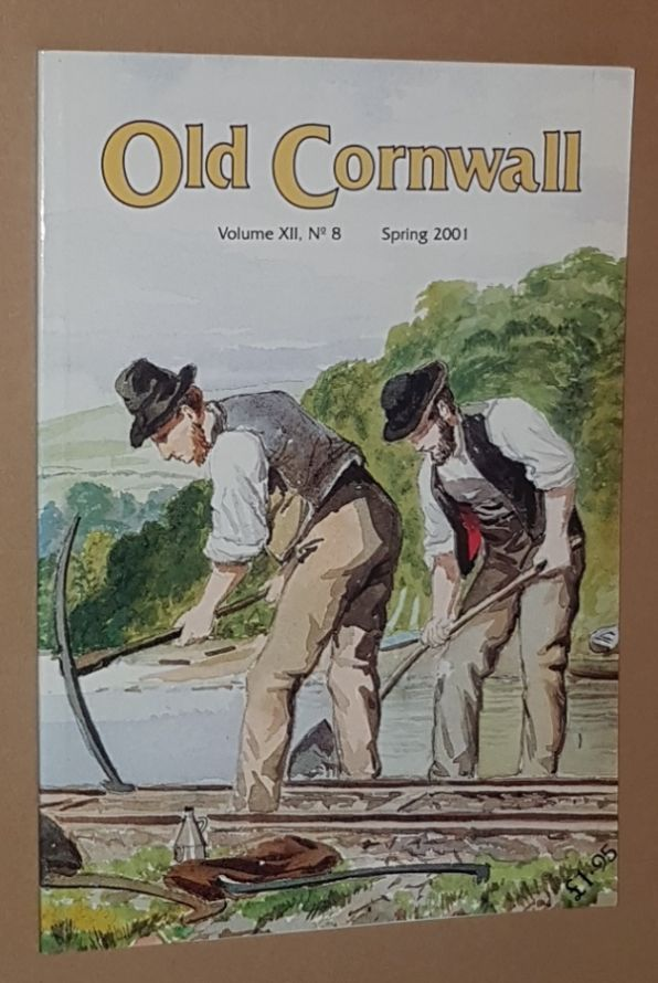 Image for Old Cornwall vol.XII, no.8, Spring 2001