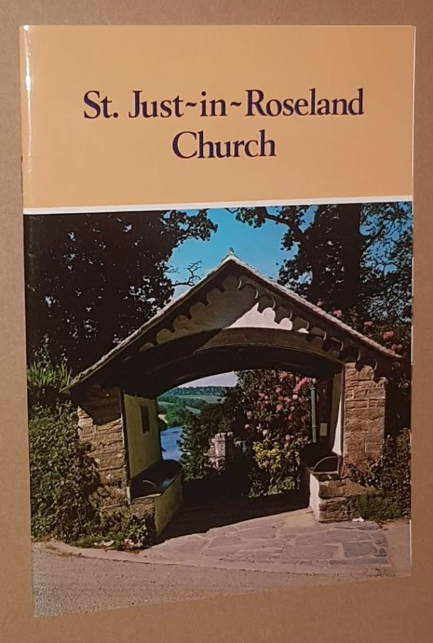Image for St. Just-in-Roseland Church - the Parish Church of St. Just and St. Mawes