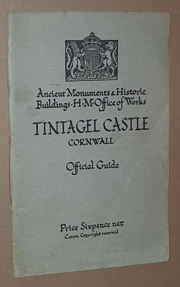Image for Tintagel Castle Ancient Monuments & Historic Buildings, H M Office of Works, Official Guide)