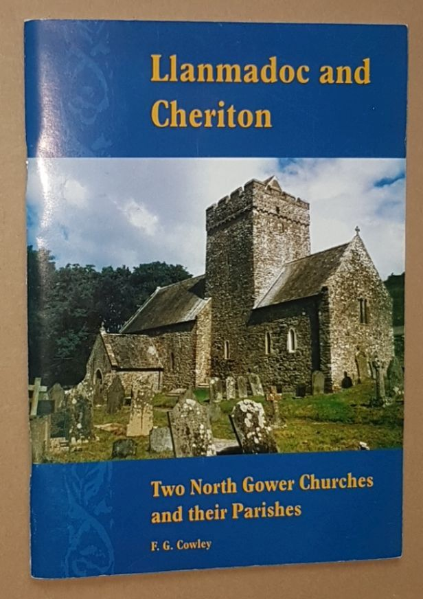 Image for Llanmadoc and Cheriton: two north Gower churches and their parishes