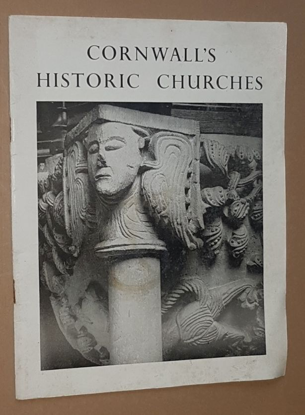 Image for Cornwall's Historic Churches