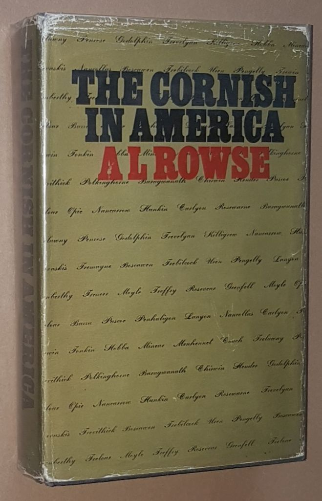 Image for The Cornish in America