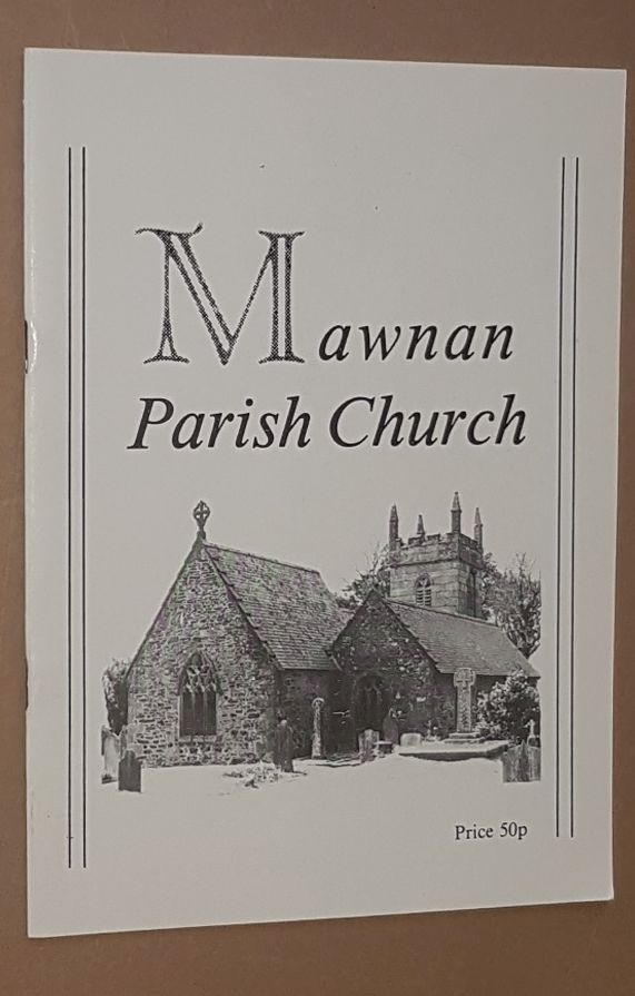Image for Mawnan Parish Church (Some particulars of Mawnan Church and its Rectors, etc)