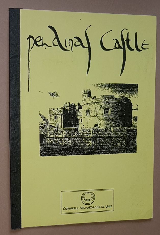Image for Pendinas [Pendennis] Castle: an account of the evaluation excavations undertaken on the Chemise in 1989