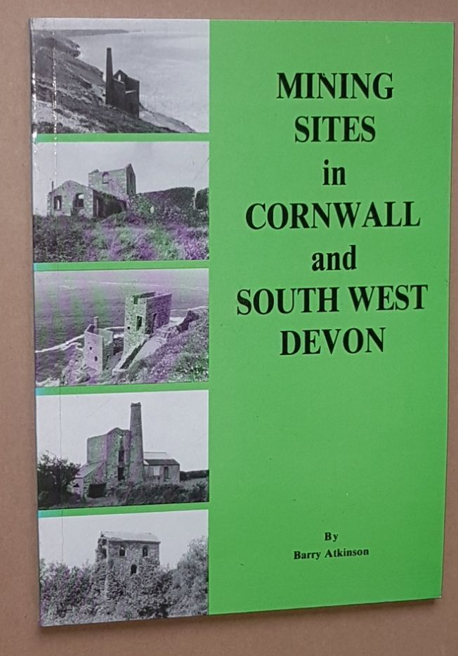 Image for Mining Sites in Cornwall and South West Devon