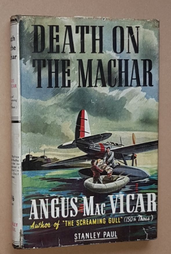 Image for Death on the Machar