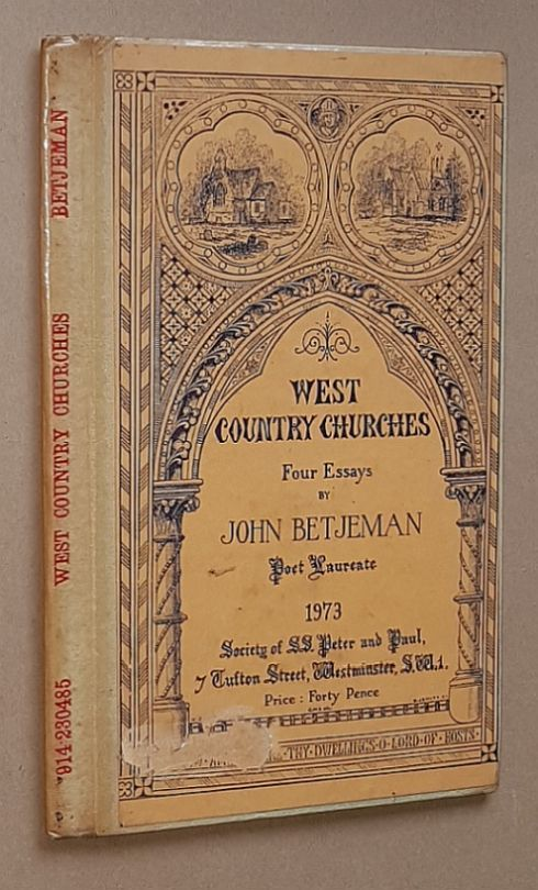 Image for West Country Churches: four essays